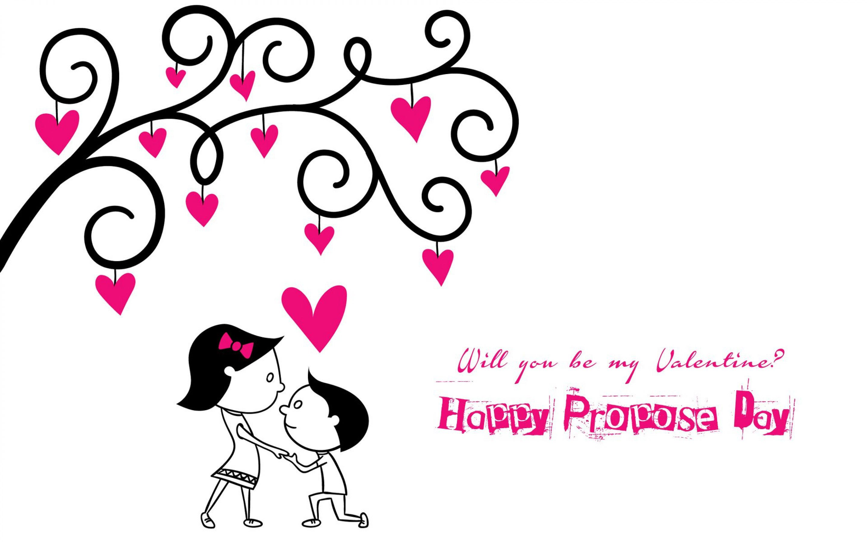 Happy Propose Day Rose Desktop PC Hd Wallpapers