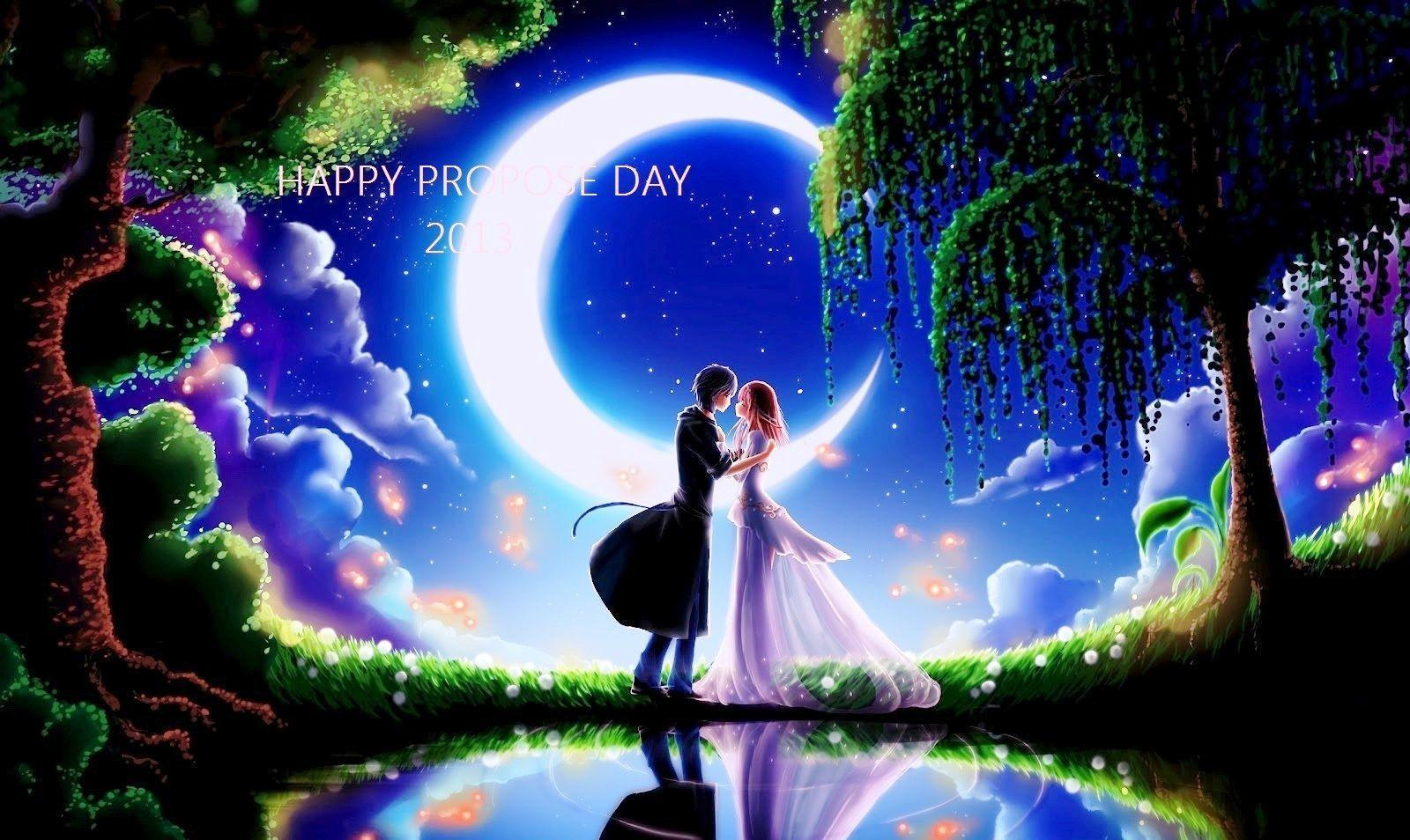 Advance Propose Day Whatsapp Dp Image Wallpapers Pictures Photos 2017