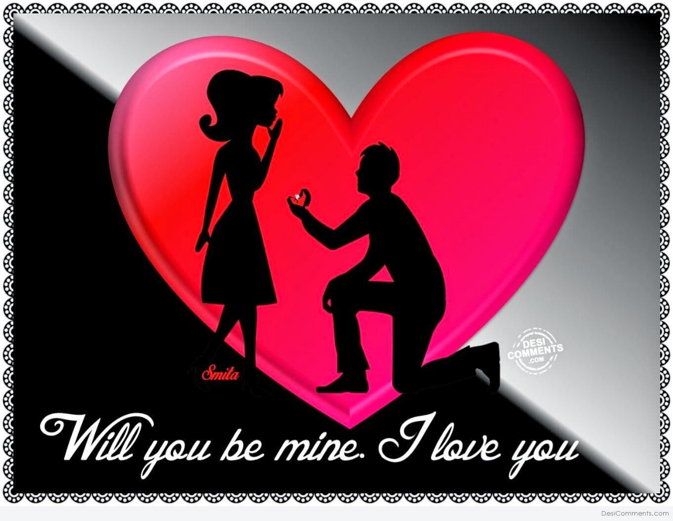 Never Hurts Anyone Feeling: Happy Propose day
