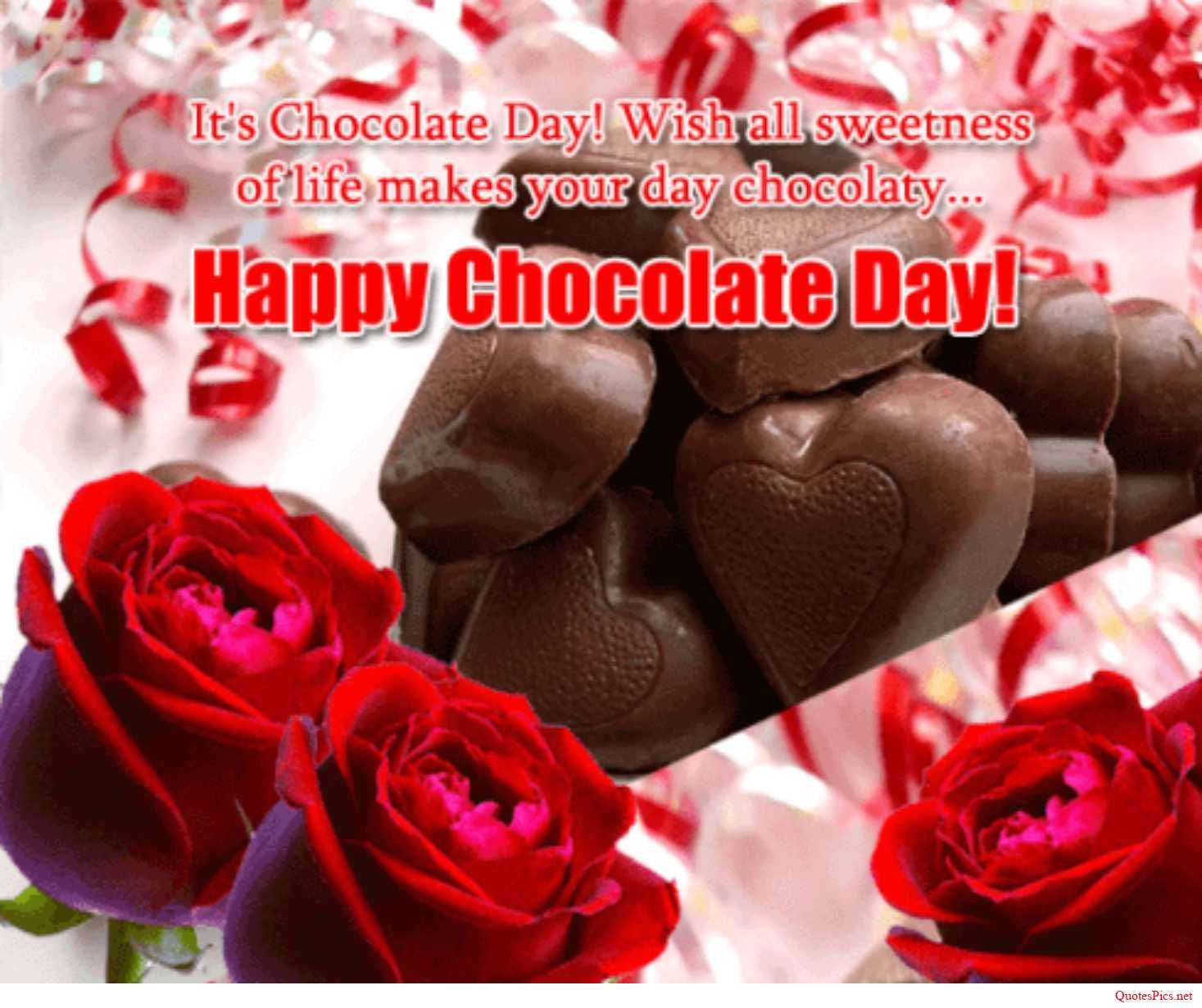 Chocolate Day Wallpapers Download