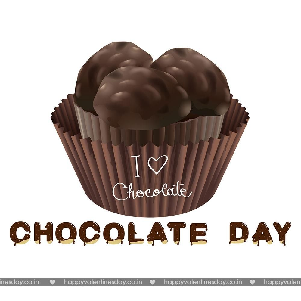 Chocolate Day – animated cards