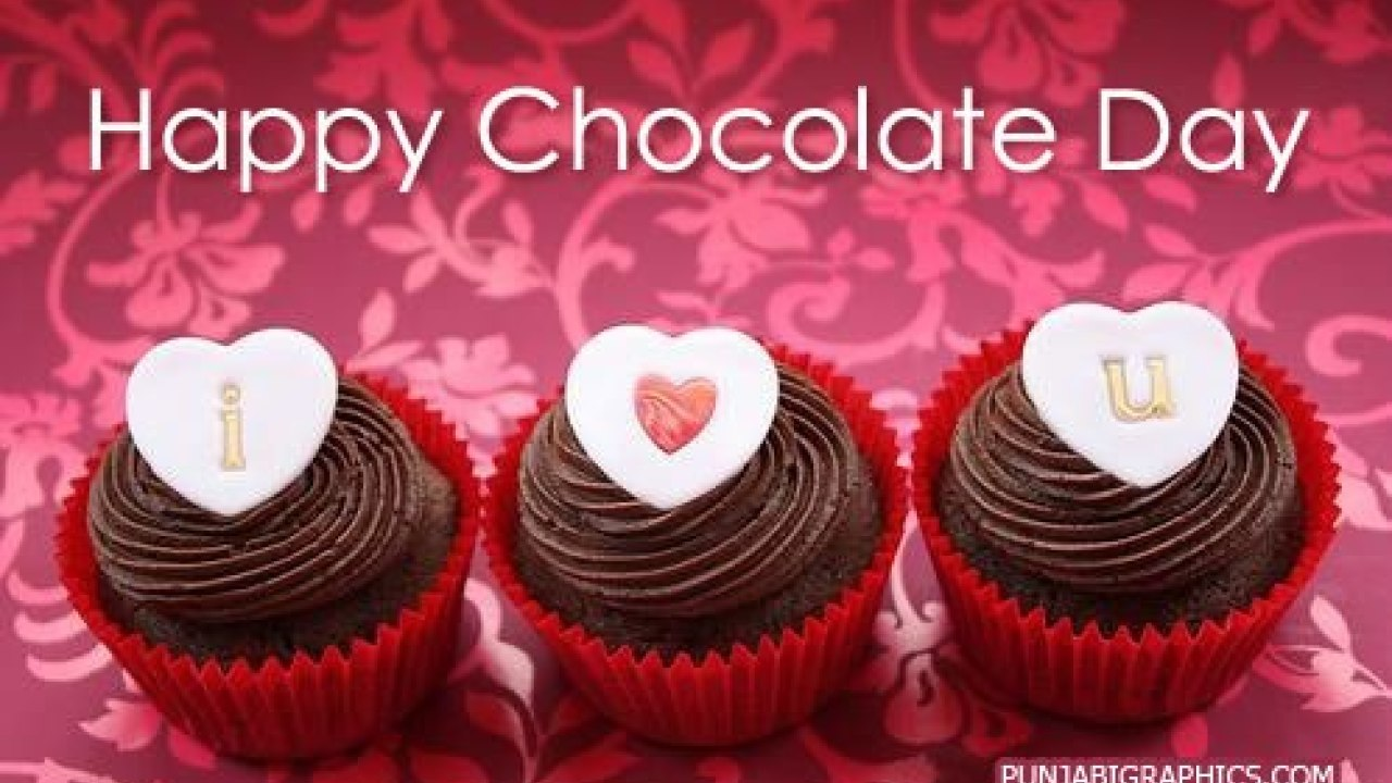 99+ Happy Chocolate Day SMS Wishes Image 2017