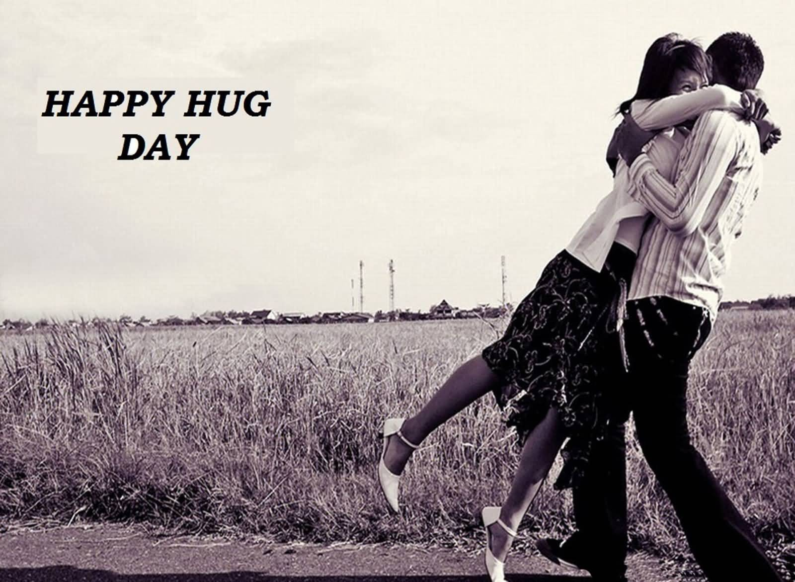 50+ Most Beautiful Hug Day Wish Pictures