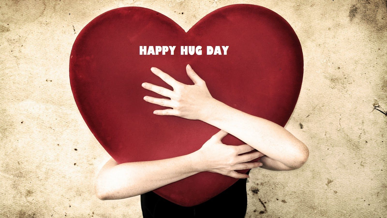 Happy Valentine Hug Day Image, Wallpapers And Pictures