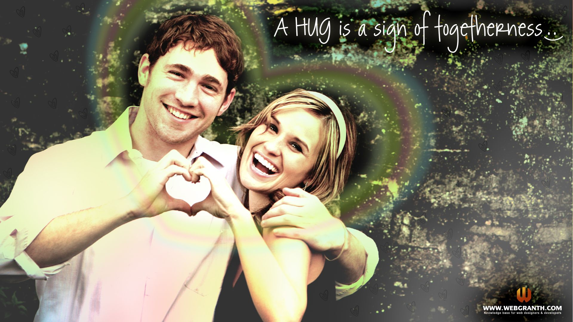 Hug Day Quotes Backgrounds Wallpapers 12652