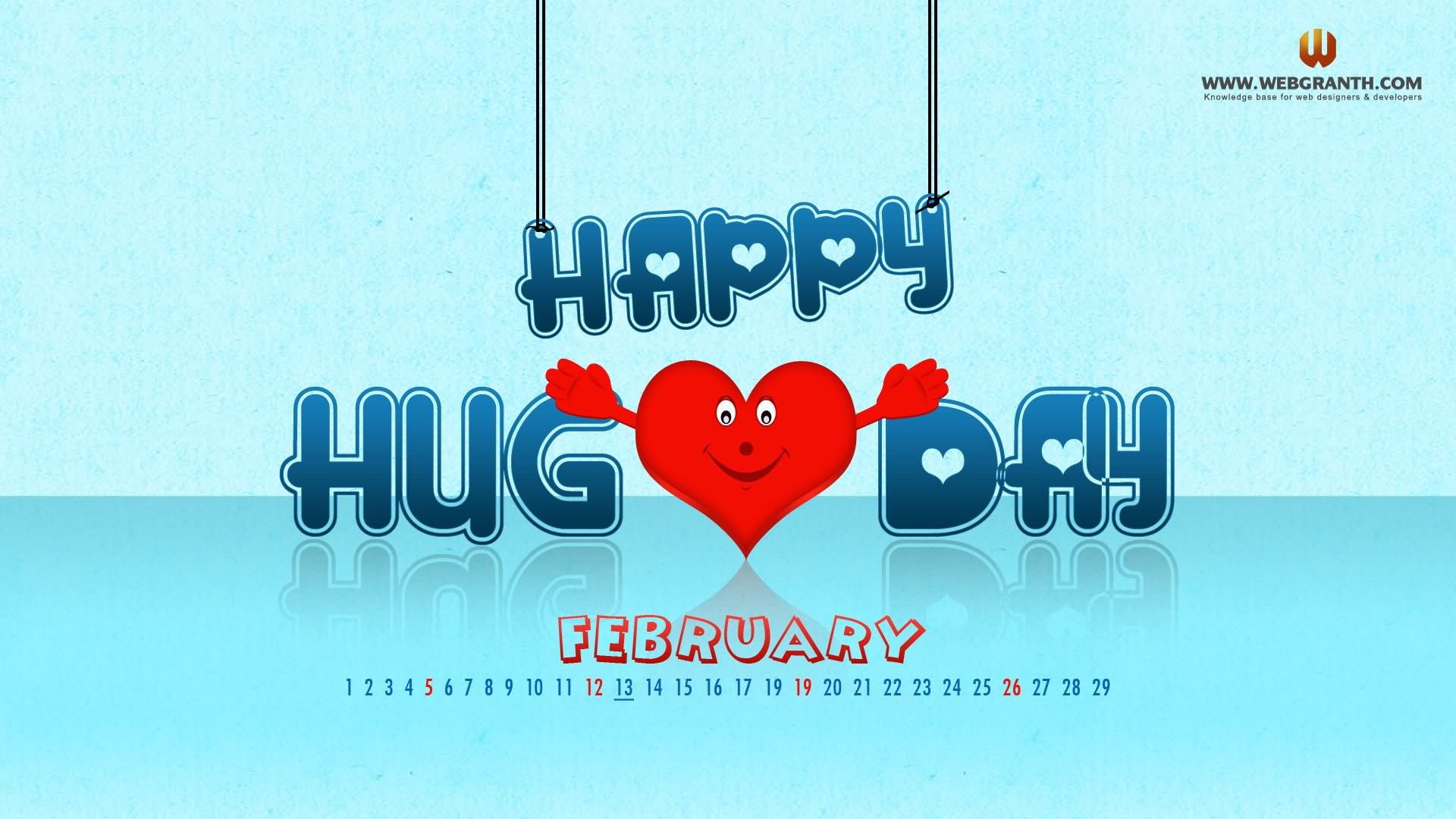 Sometimes It's Better To Put Love Into Hugs Happy Hug Day