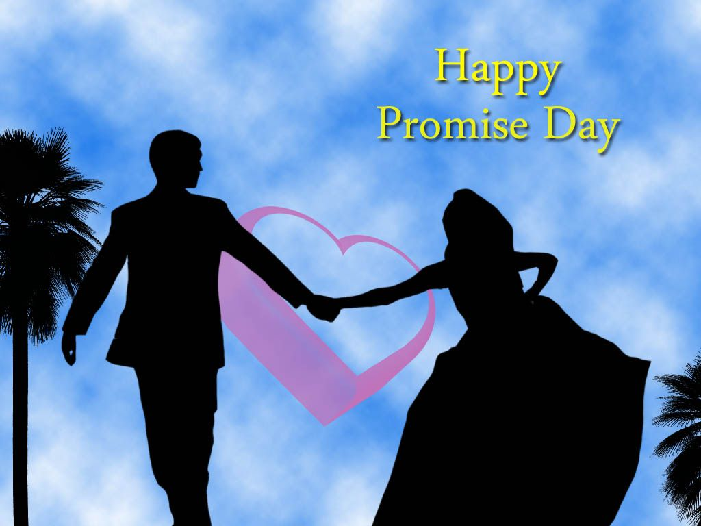 Happy Promise Day 2018 Image, 3D Wallpapers, Greetings, Photos