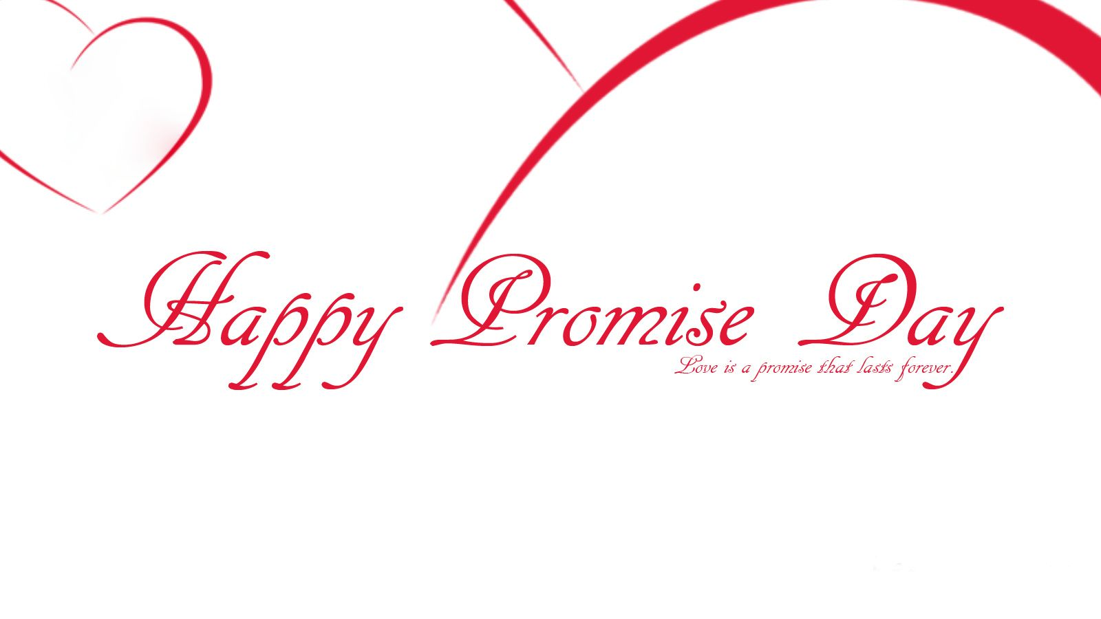 Happy Promise Day 2016 Image, Wallpapers