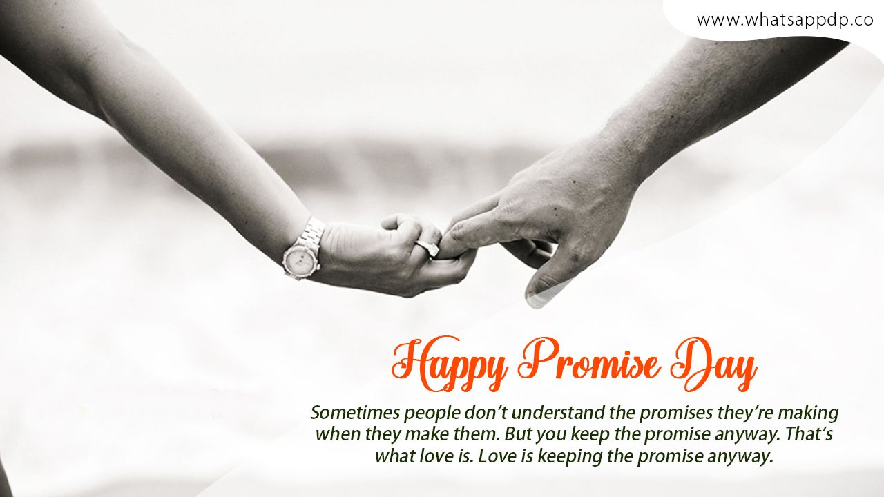 Promise Day Shayari In Love – Quotes & Wishes for Valentine's Week