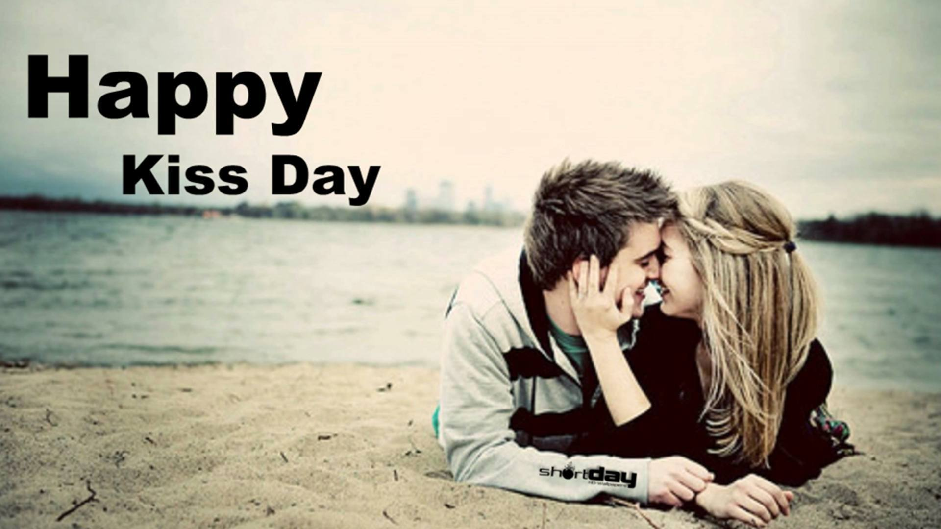 Romantic Message For Kiss Day