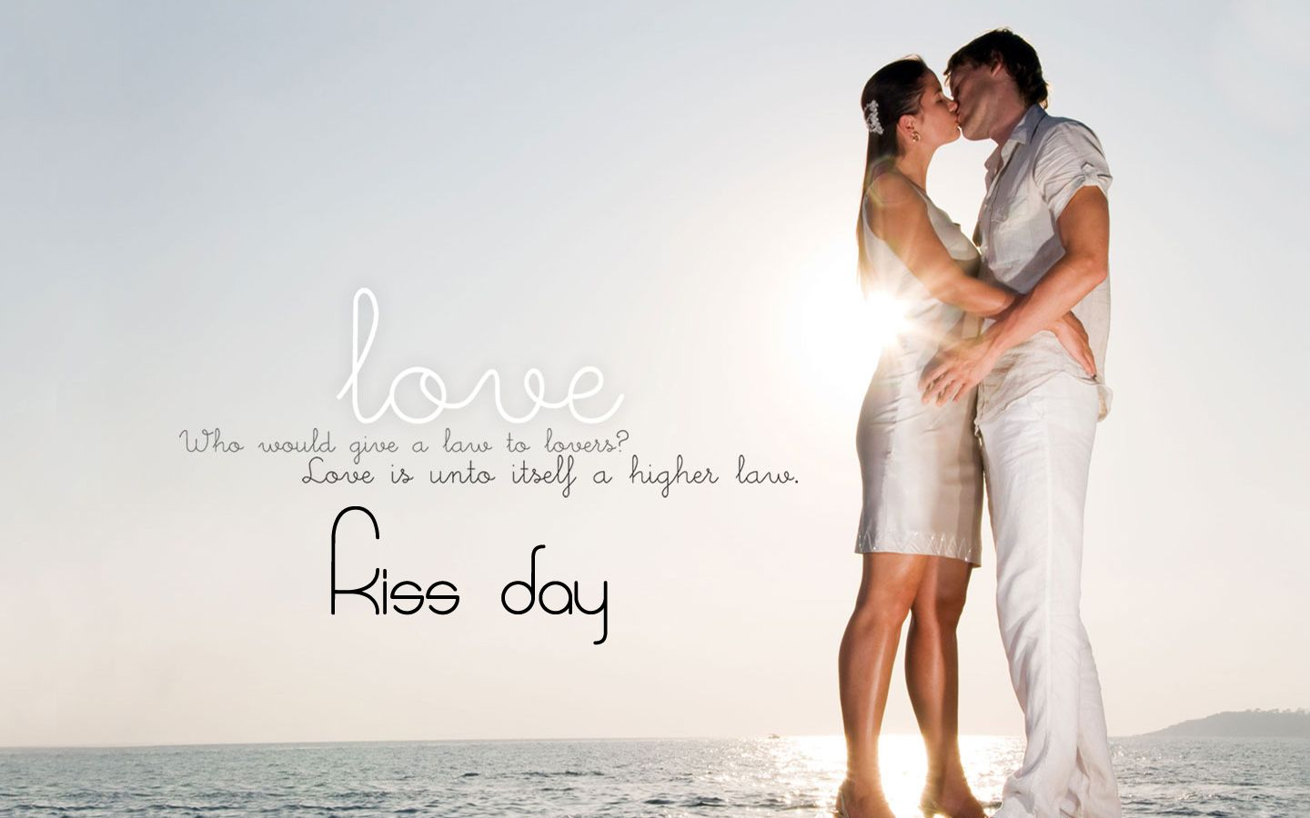 kiss day Hd Wallpapers 1