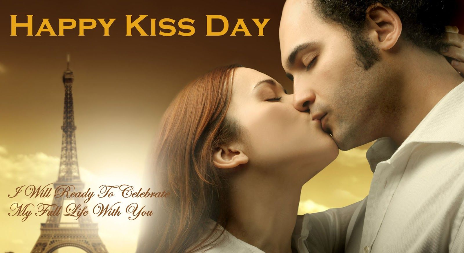 Kiss Day 2018 Image, Wall papers, Pics Download HD