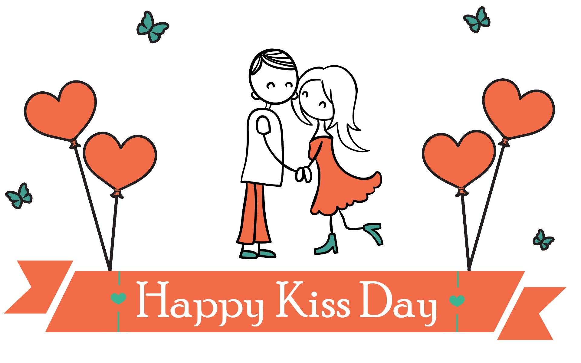 Kiss Day Wallpapers for Mobile & Desktop