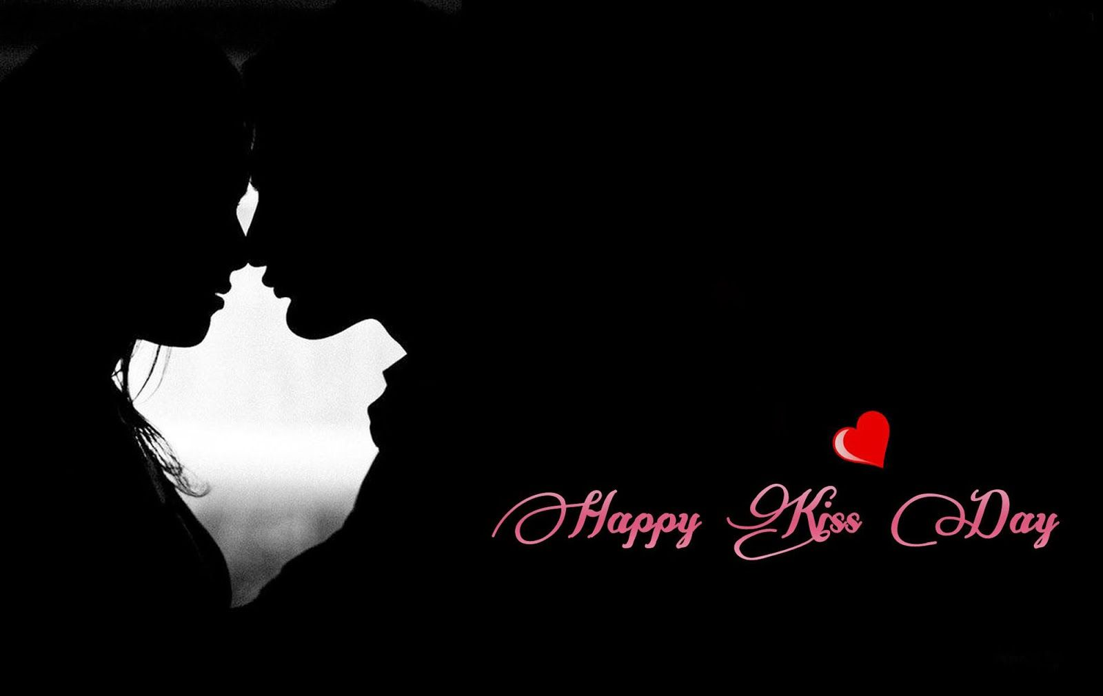 Cute and Best Loved Wallpapers and SmS: More Kiss Day Wallpapers