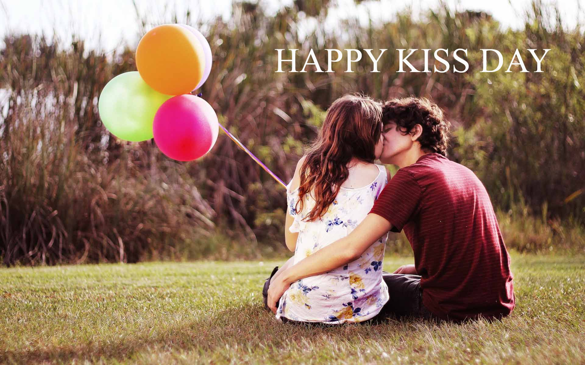 Happy Kiss Day Wishes Quotes Messages Greeting Ideas