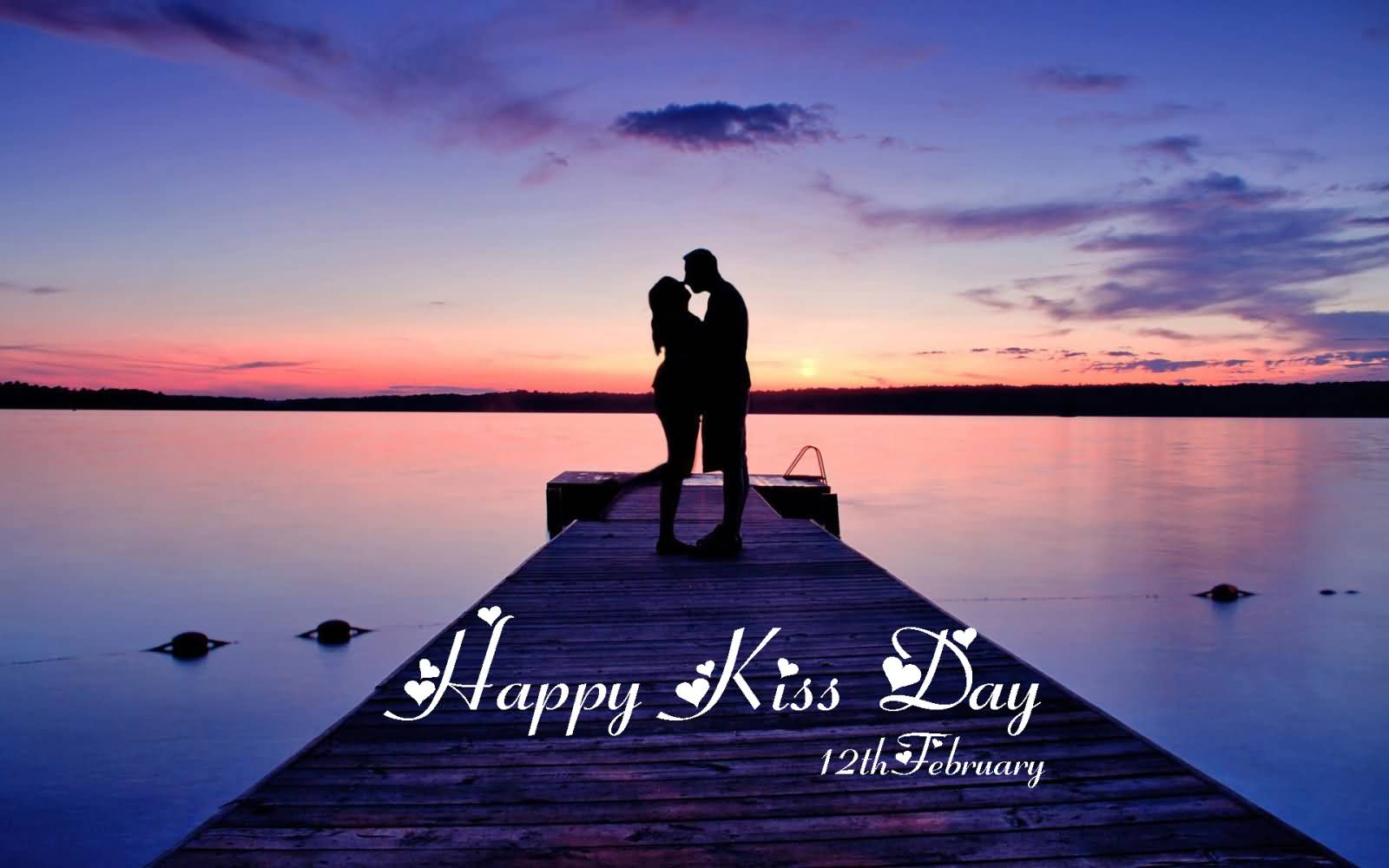 55 Happy Kiss Day Greeting Pictures And Image