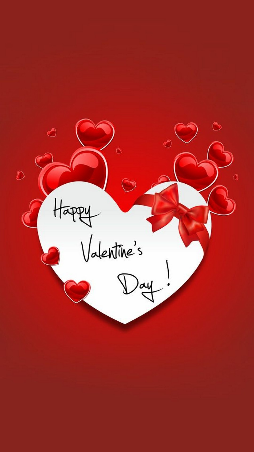 Happy Valentines Day iPhone Wallpapers