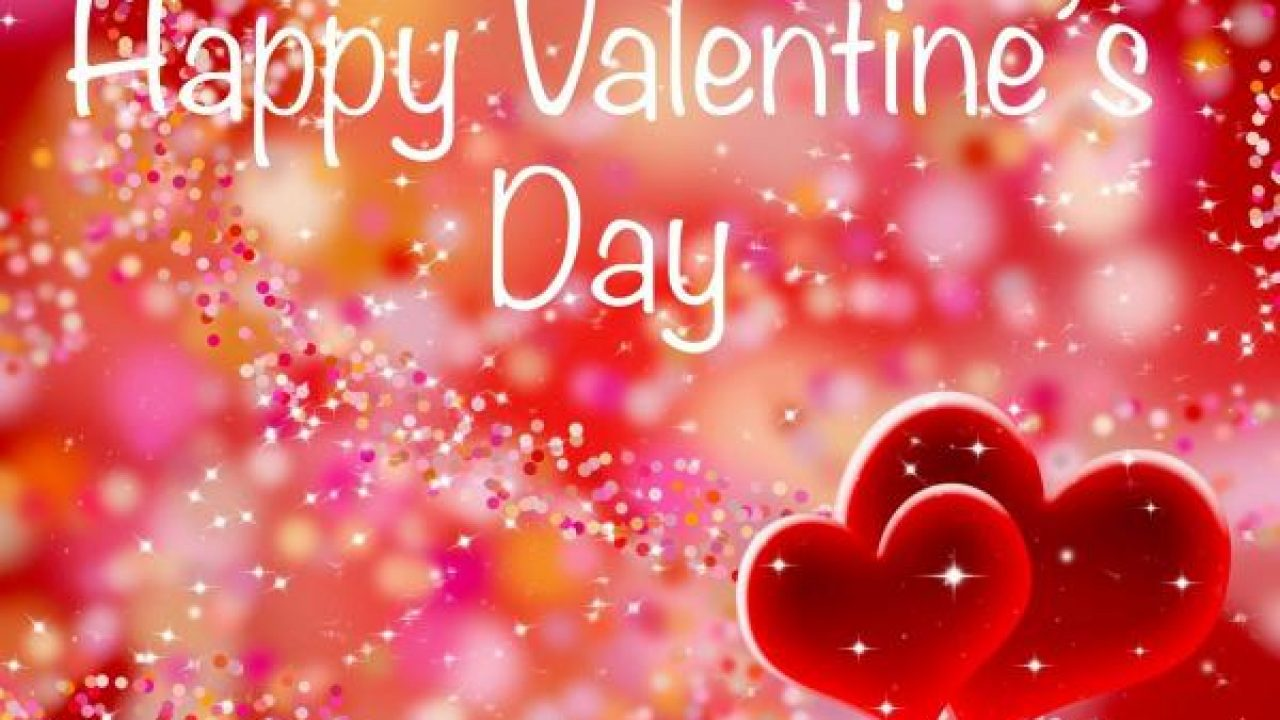 Happy Valentines Day Image 2019: Heart Pictures, Backgrounds