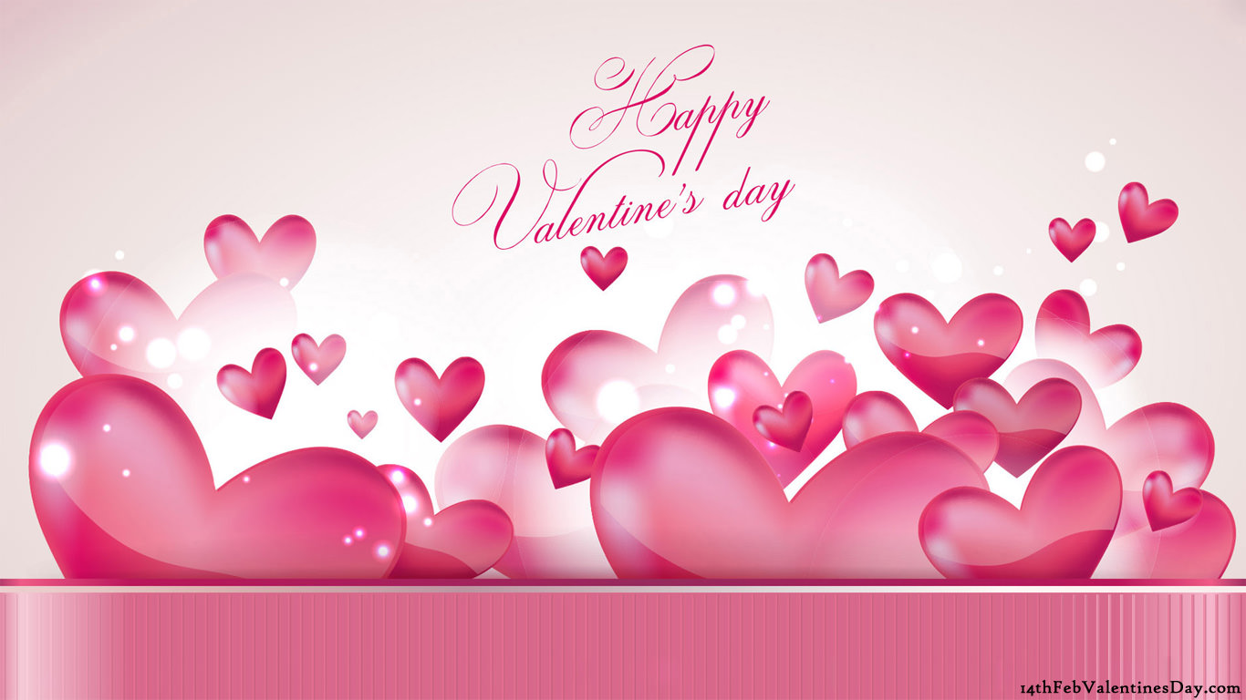 30 [WORLD BEST] Happy Valentines Day Wallpapers for Laptop HD