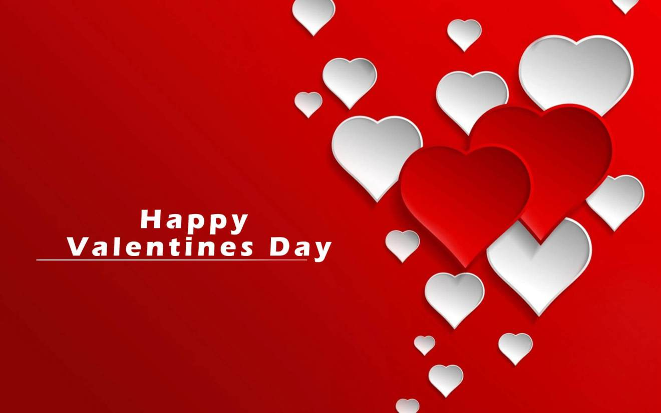 Happy Valentine's Day Image for Mobile