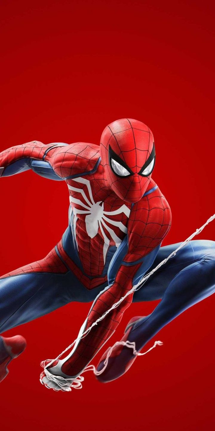 Spider Man Video Game iPhone Wallpapers