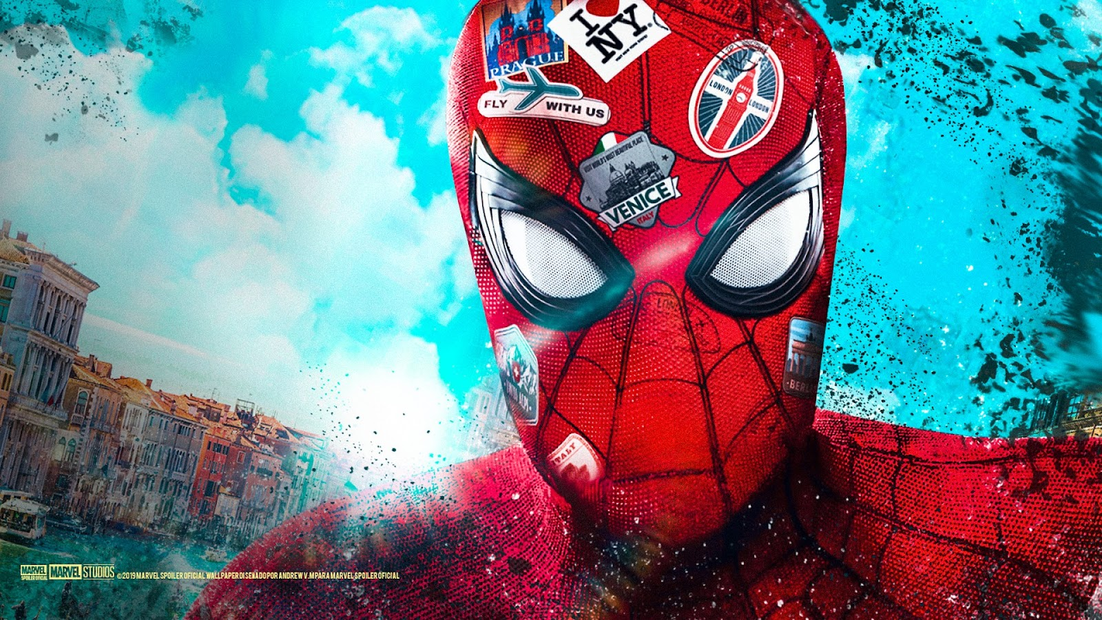 Spider Man Far From Home Amazing Wallpapers In HD 4K