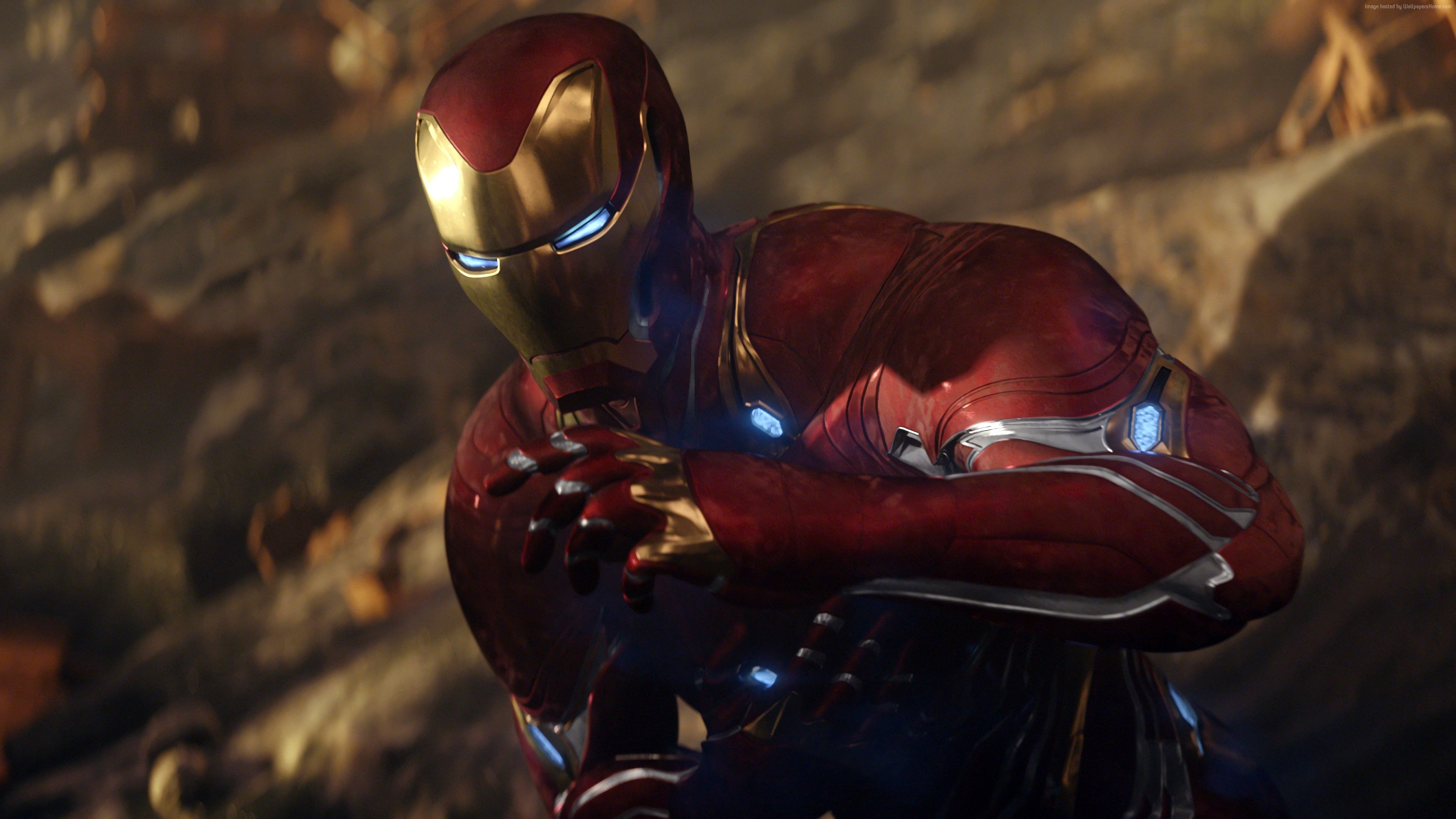 Wallpapers Avengers: Infinity War, Iron Man, 4k, Movies