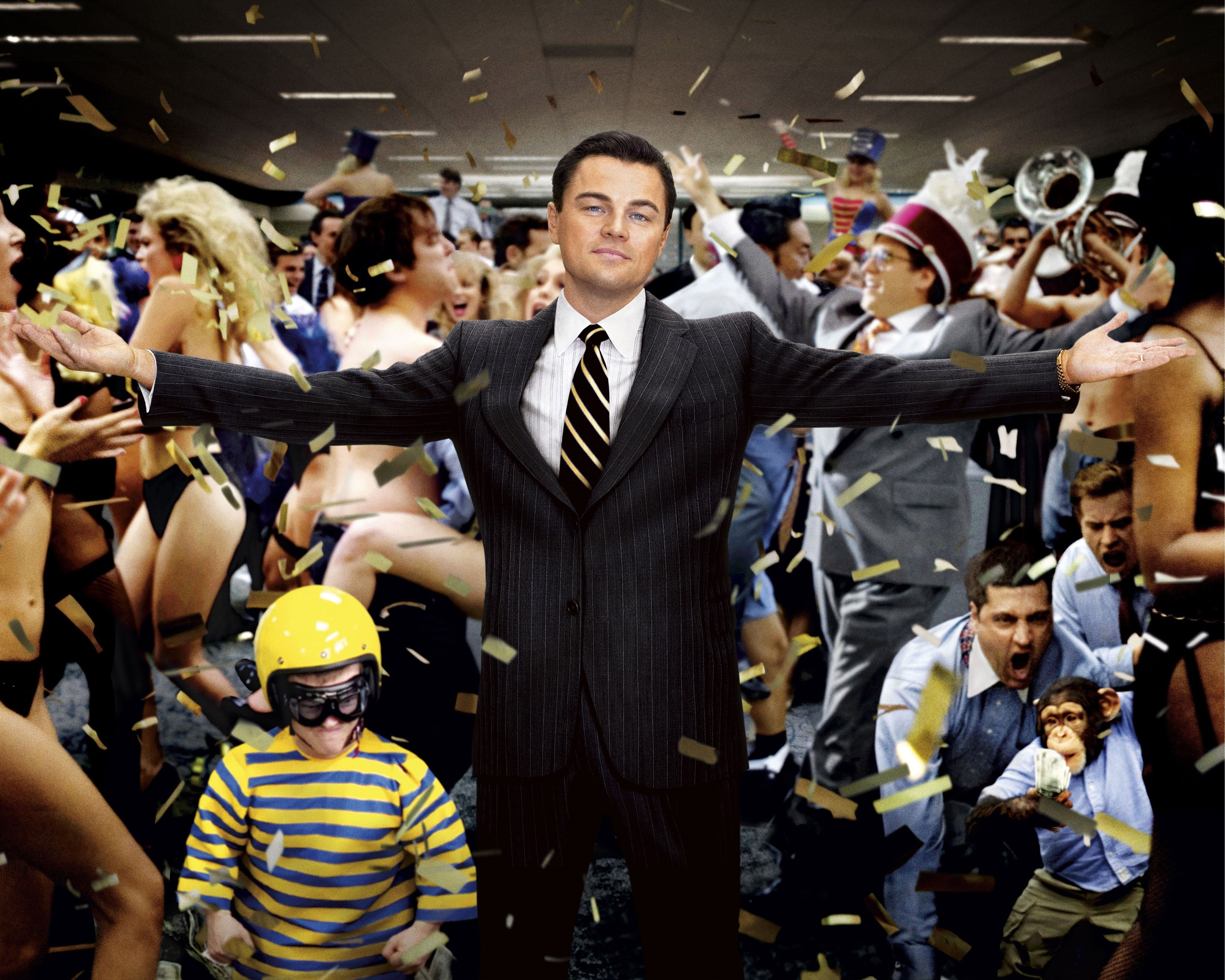 The Wolf Of Wall Street Wallpapers, 47 The Wolf Of Wall Street