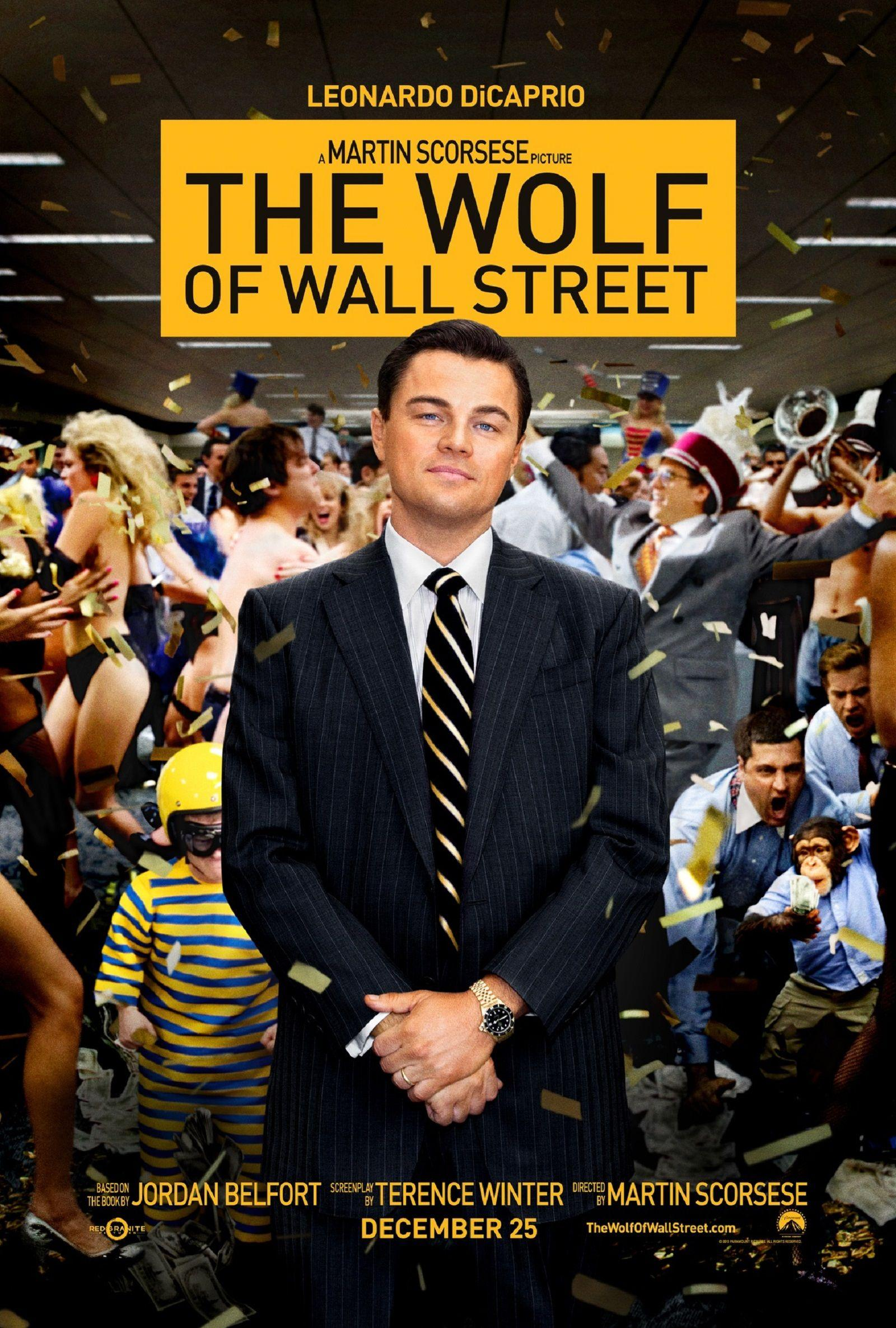 The Wolf of Wall Street: Controversy and Box Office success