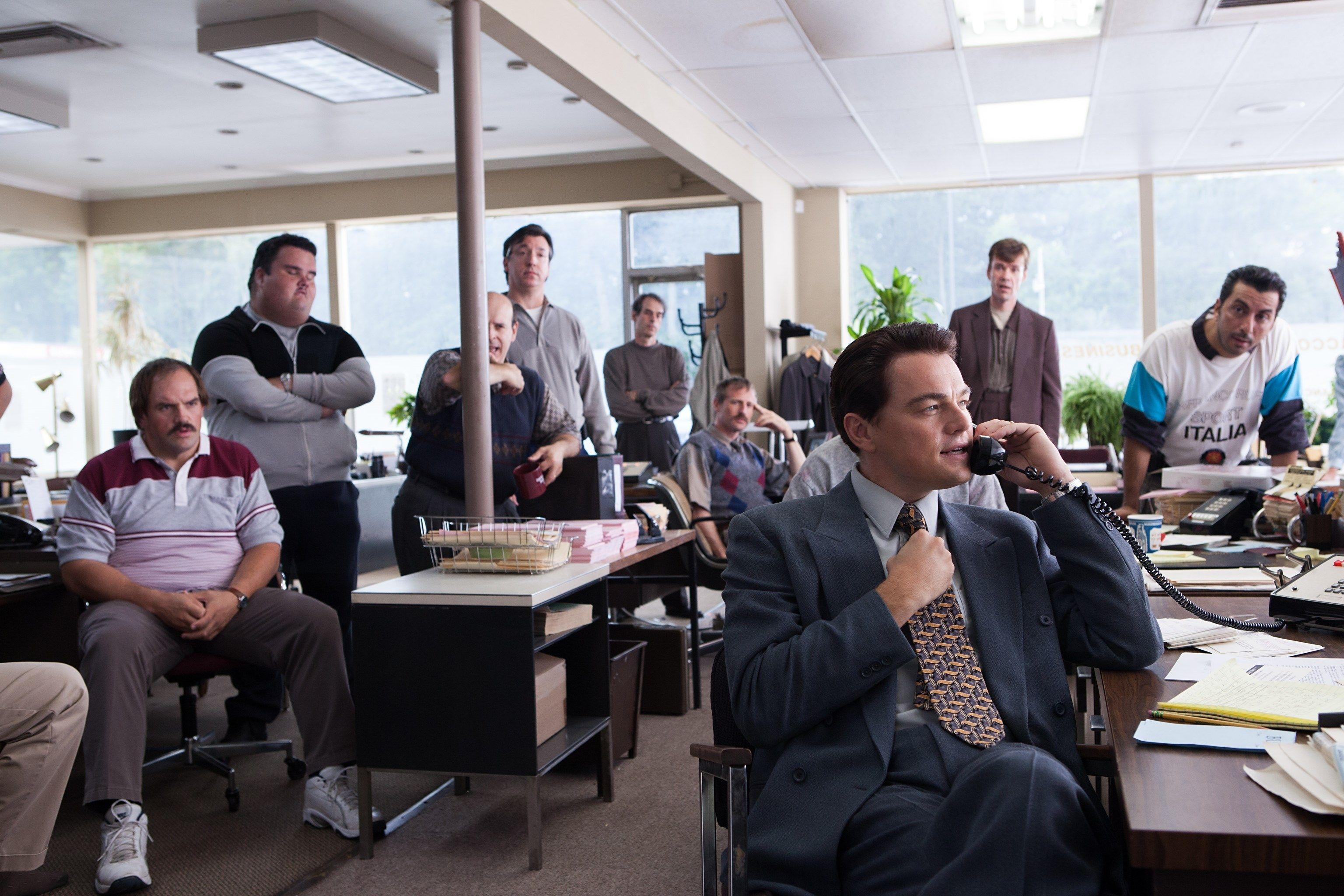HDQ Image the wolf of wall street wallpapers