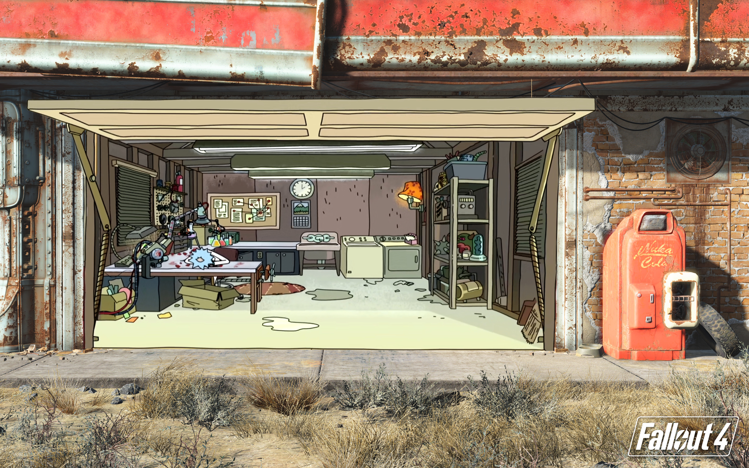 Fallout 4 Garage Pictures ~ Festival Wallpapers