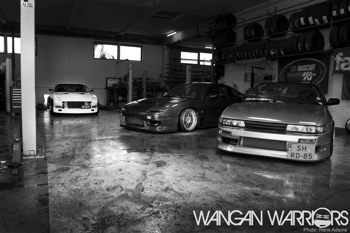 Weekend Wallpaper: Dream garage