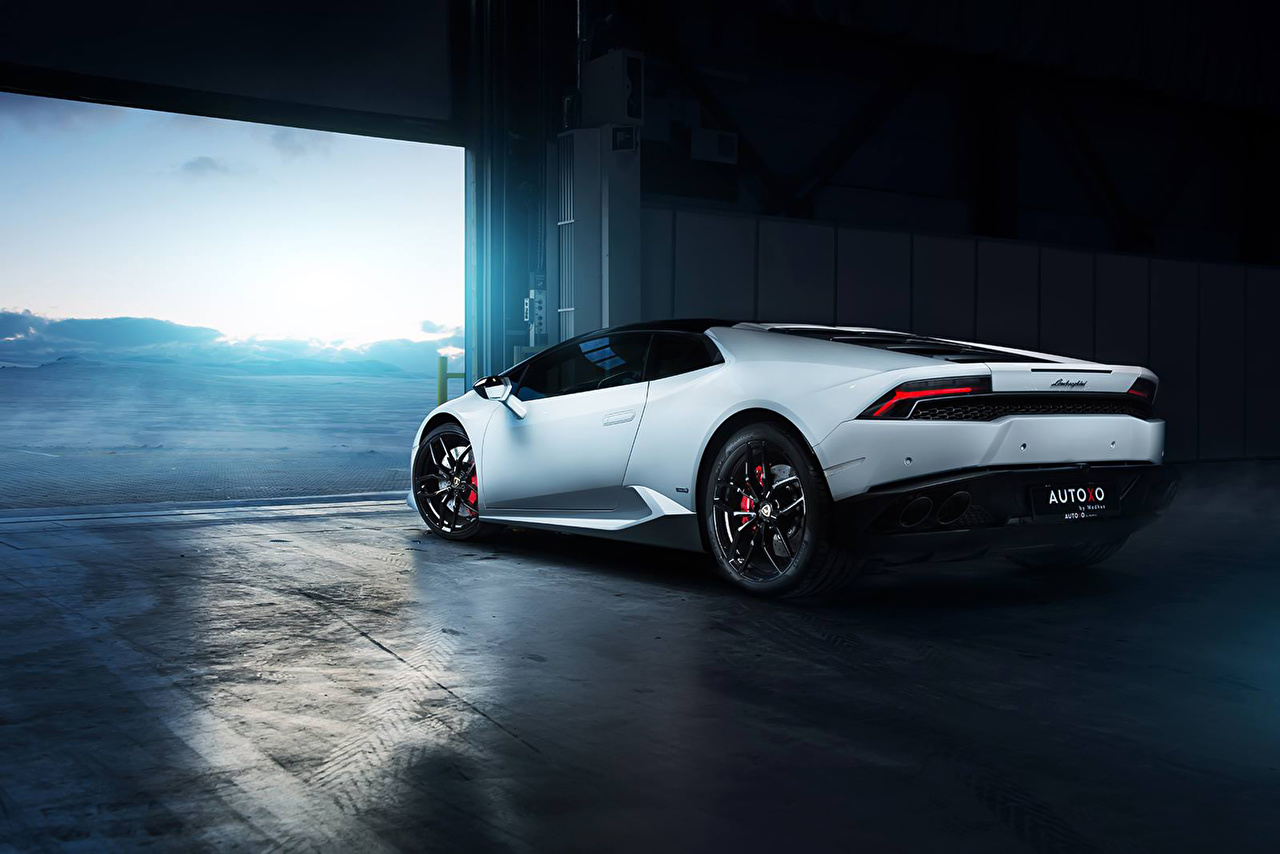 Photo Lamborghini Huracan LP610