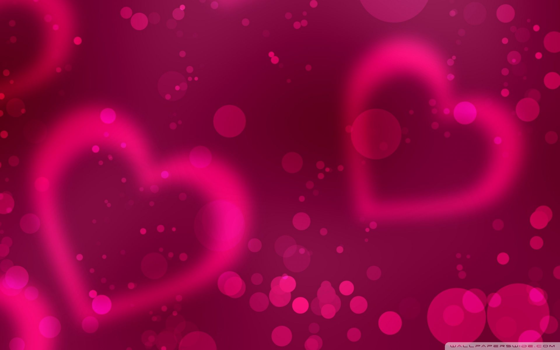 Purple Valentine's Day Wallpapers