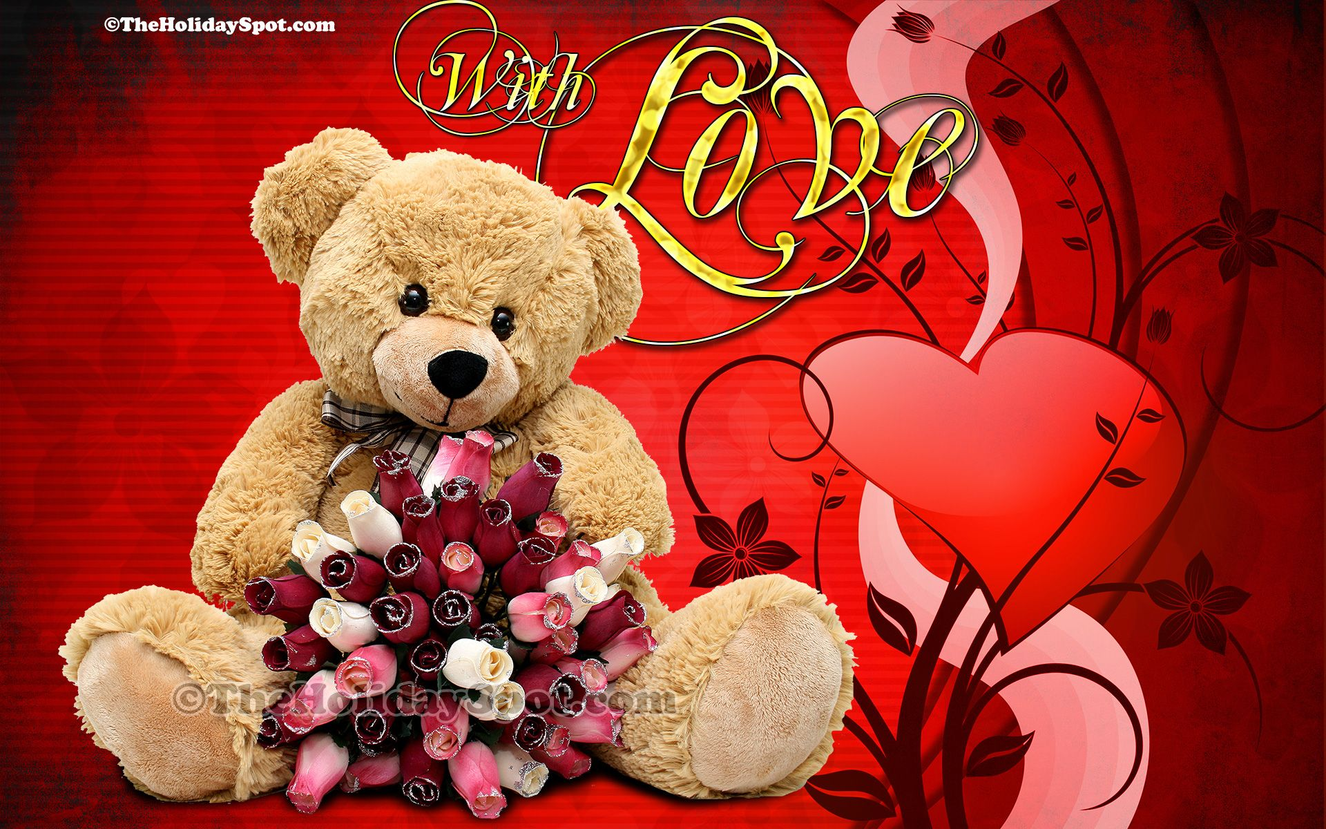 83 Free Valentine's Day HD Wallpapers for Download