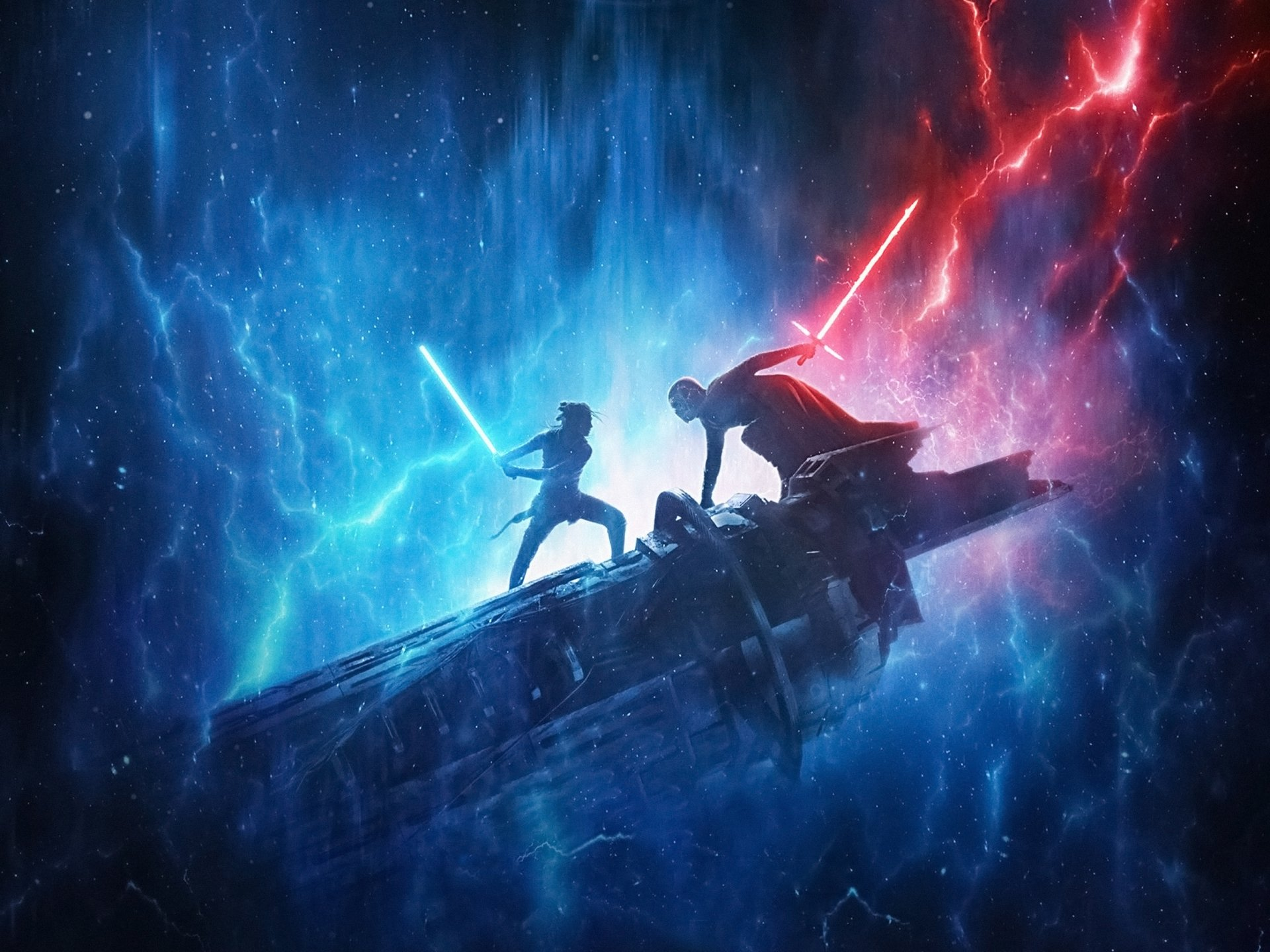 38 Star Wars: The Rise of Skywalker HD Wallpapers