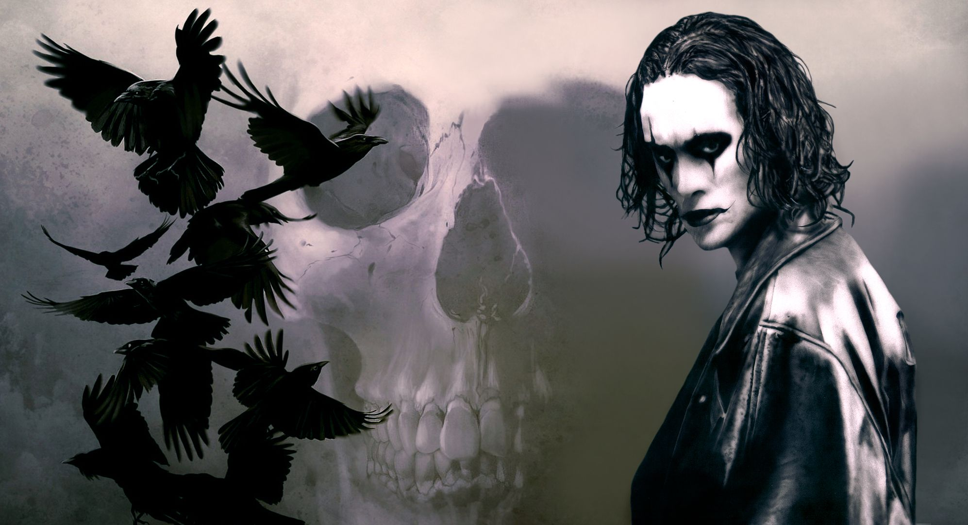 39 The Crow Wallpapers, HD Creative The Crow Image, Full HD Wallpapers