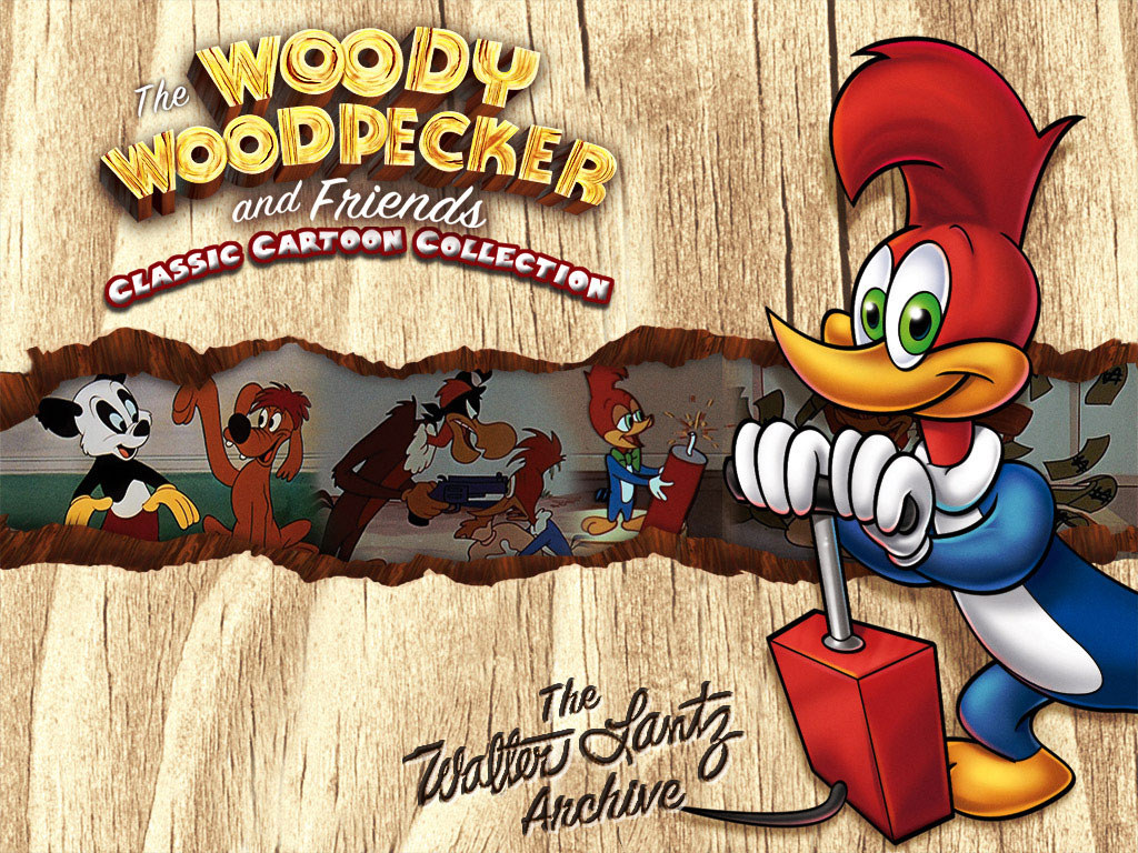 Animation Pictures Wallpapers: Woody Woodpecker Wallpapers