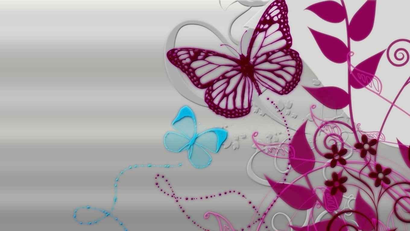 butterfly designs wallpapers