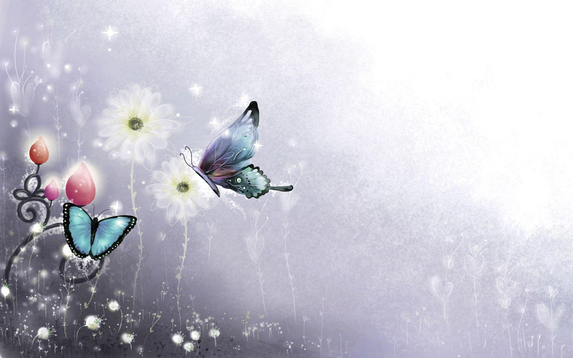 animated butterfly wallpapers backgrounds