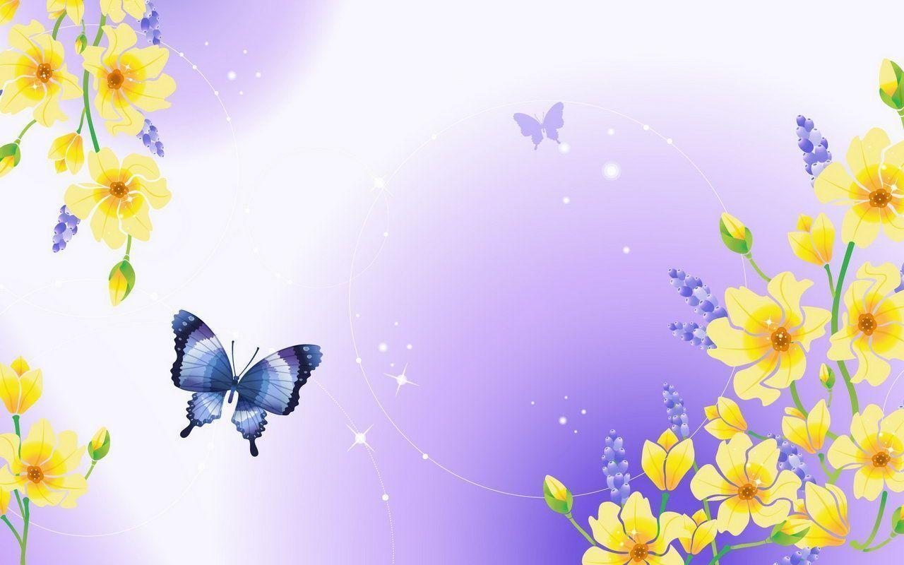 Clipart Butterfly Wallpapers Wallpapers