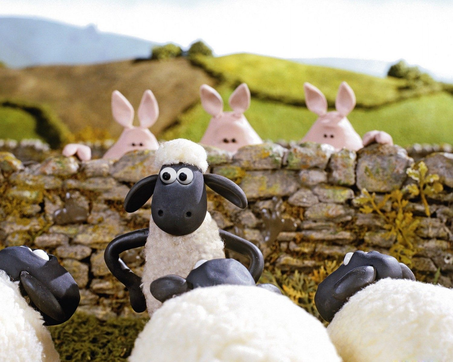 Shaun The Sheep HD pictures Shaun The Sheep Wallpapers