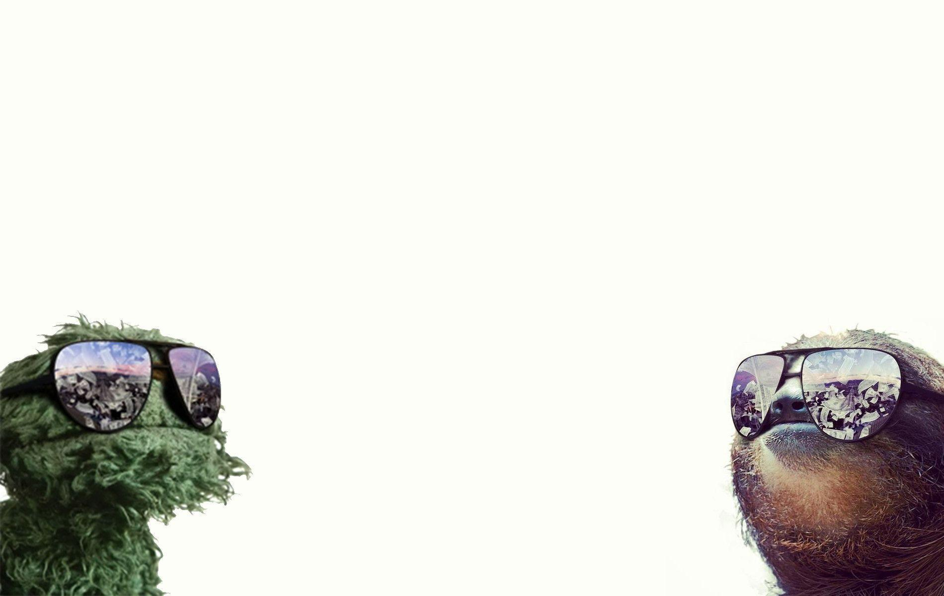 Made by request] Oscar and sloth : wallpapers