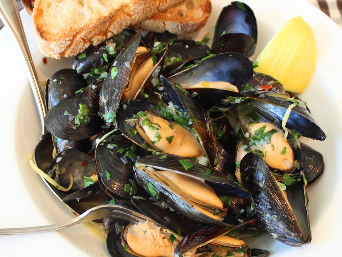 Mussels wallpapers, Food, HQ Mussels pictures