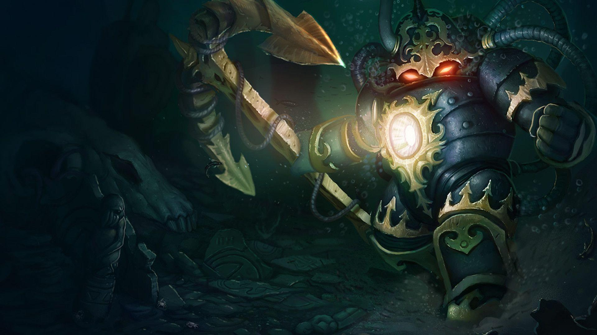Abyssal Nautilus Wallpapers