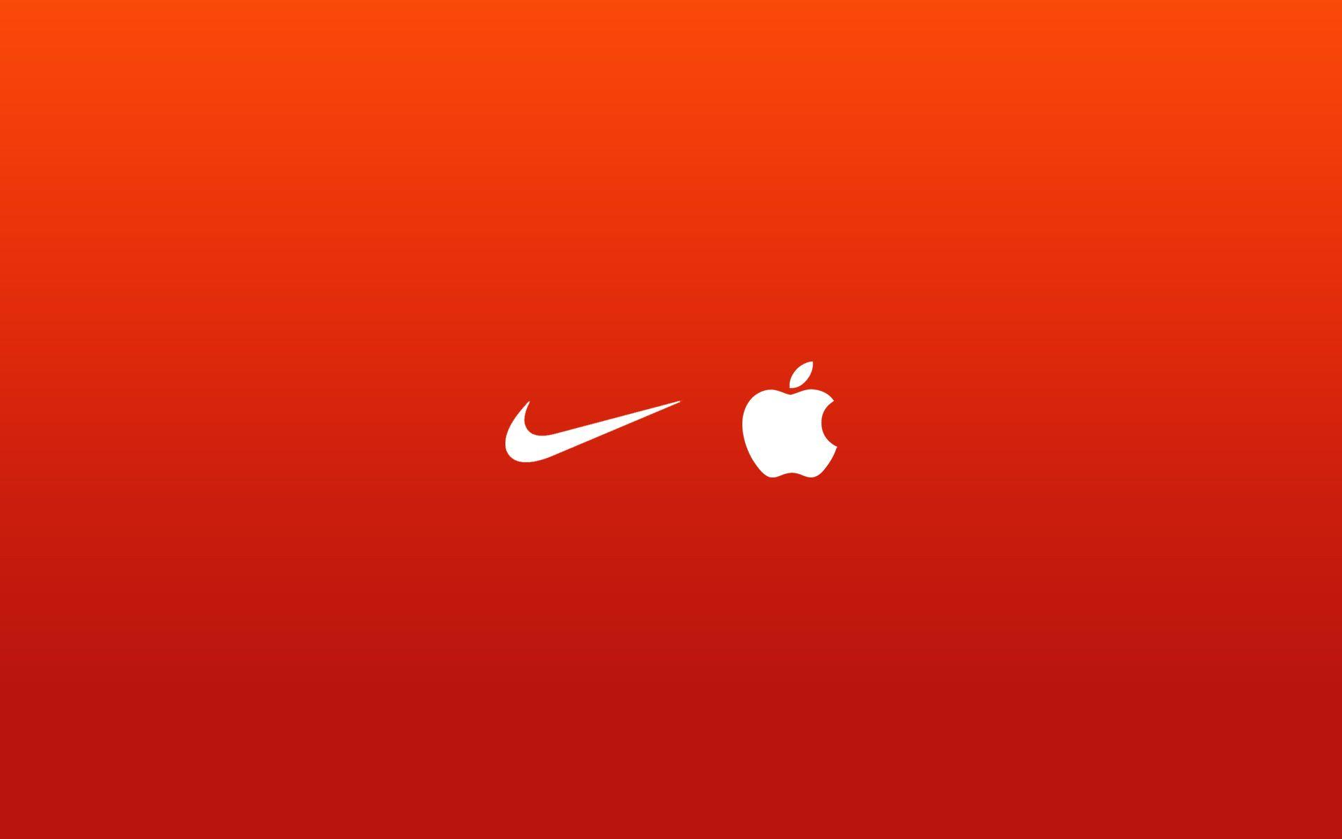 Wallpapers For > Red Nike Wallpapers For Iphone 5