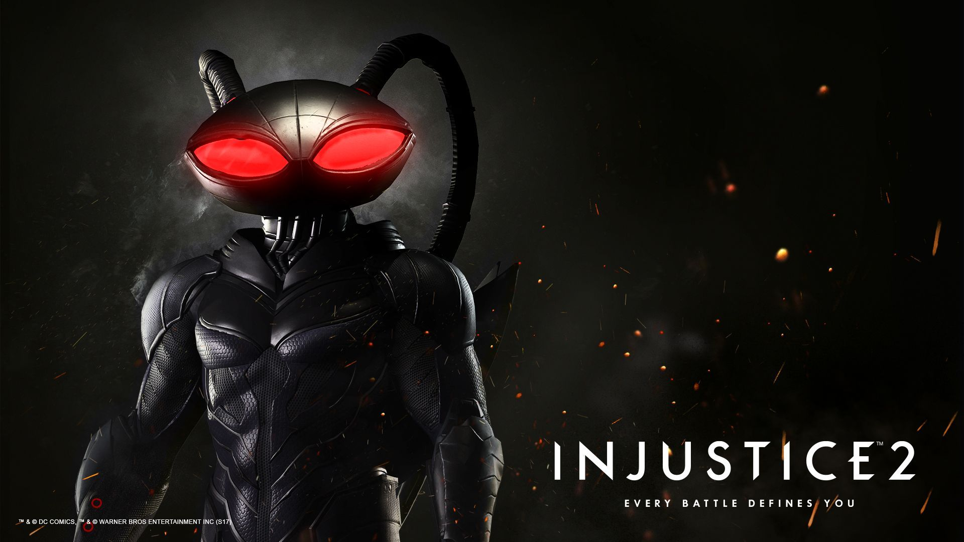 Black Manta. Wallpapers from Injustice 2