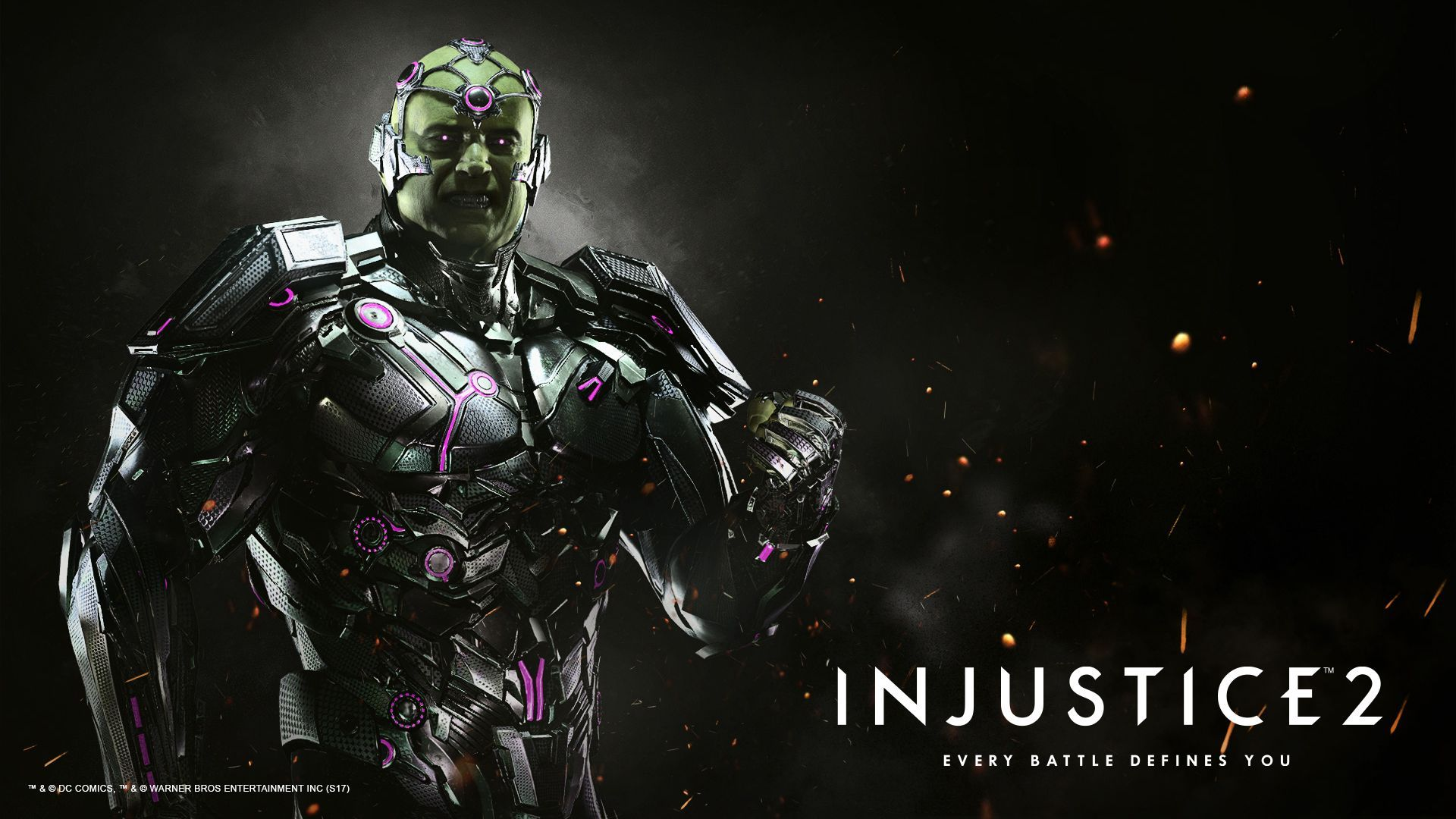 """Official """"Injustice 2"""" Wallpapers – Superman Homepage"""
