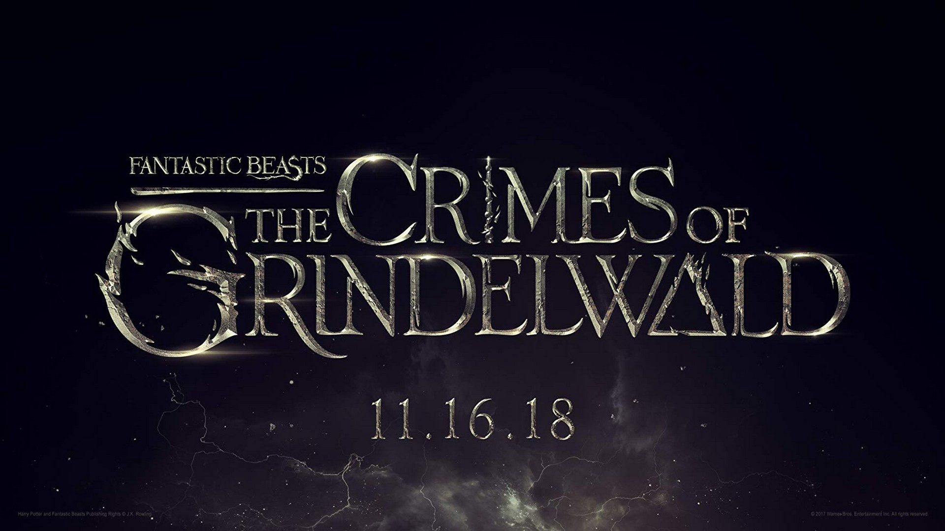 Fantastic Beasts The Crimes of Grindelwald 2018 Poster Wallpapers