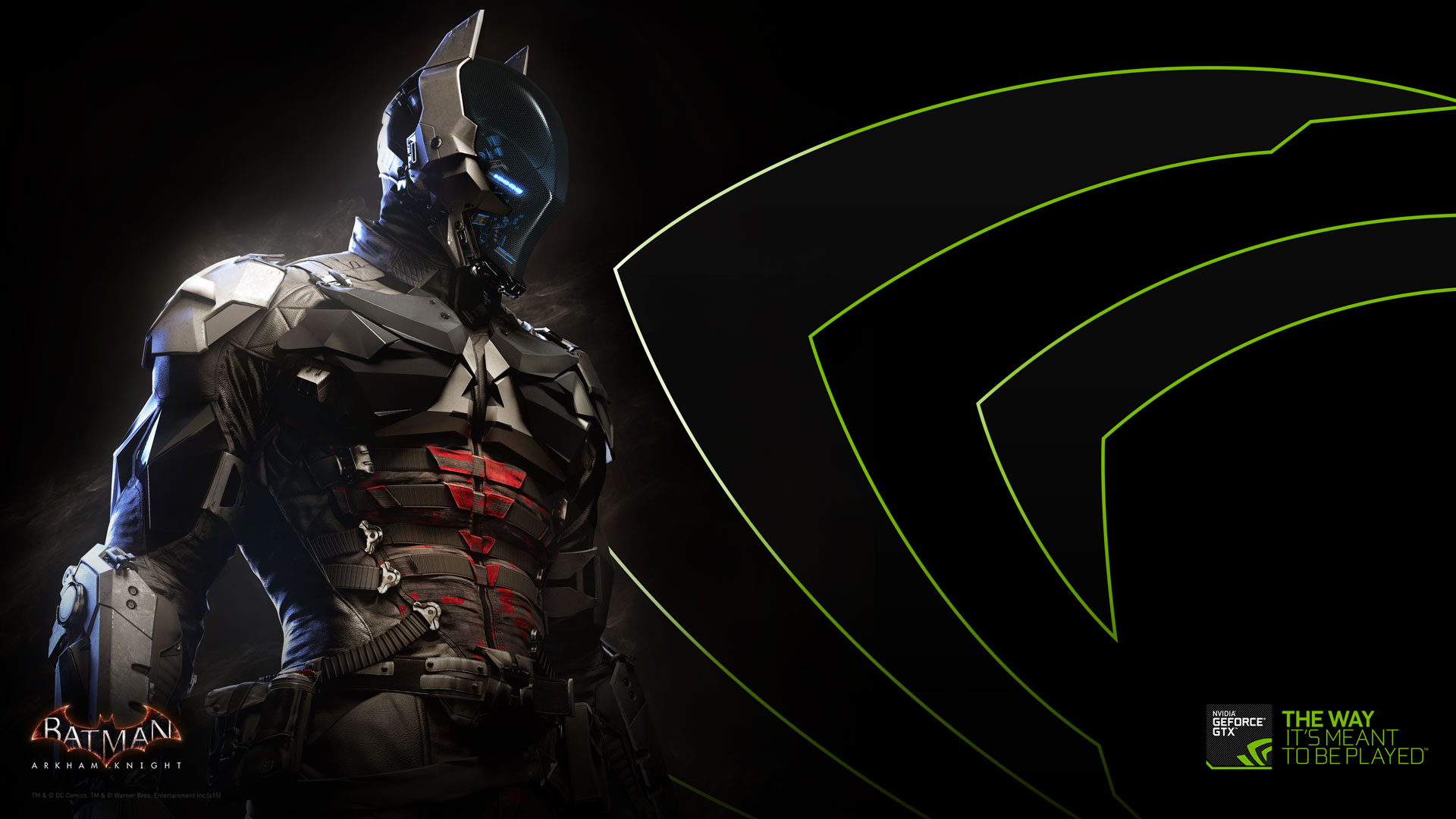 Download these Batman: Arkham Knight Wallpapers